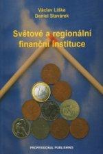 Světové a regionální finanční instituce