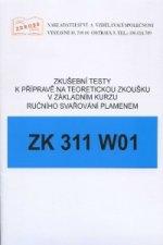 Zkušební testy ZK 311 W01