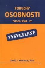 Poruchy osobnosti podľa DSM - IV