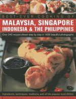 Best-ever Cooking of Malaysia, Singapore Indonesia & the Phi