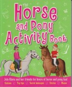 Horse and Pony Activity Book