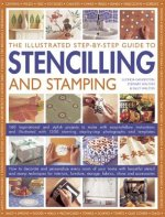 Illustrated Step-by-step Guide to Stencilling and Stamping