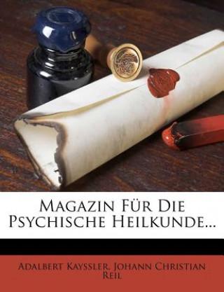 Magazin Für Die Psychische Heilkunde