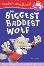 Biggest Baddest Wolf