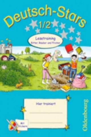 1./2. Schuljahr: Lesetraining, Ritter, Räuber und Piraten