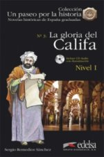 La gloria del califa, m. Audio-CD