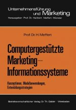 Computergestützte Marketing-Informationssysteme, 1