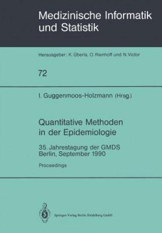 Quantitative Methoden in Der Epidemiologie