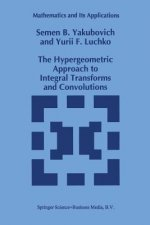 The Hypergeometric Approach to Integral Transforms and Convolutions, 1