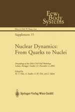 Nuclear Dynamics: From Quarks to Nuclei