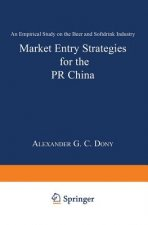 Market Entry Strategies for the PR China, 1