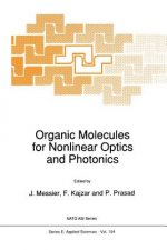 Organic Molecules for Nonlinear Optics and Photonics, 1