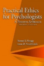 Practical Ethics for Psychologists