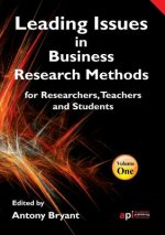 Leading Issues in Business Research Methods