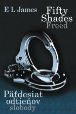 Fifty Shades Freed Päťdesiať odtieňov slobody