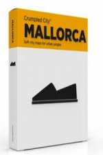 Mallorca Crumpled City Map