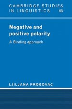 Negative and Positive Polarity
