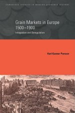 Grain Markets in Europe, 1500–1900