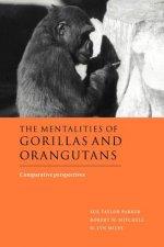 Mentalities of Gorillas and Orangutans