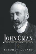 John Oman and his Doctrine of God