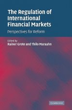 Regulation of International Financial Markets