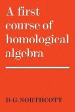 A First Course of Homological Algebra
