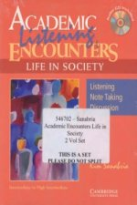 Academic Encounters Life in Society 2 Book Set (Reading Student's Book and Listening Student's Book with Audio CD)