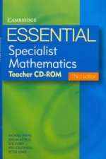 Essential Specialist Mathematics Third Edition Teacher CD-Rom