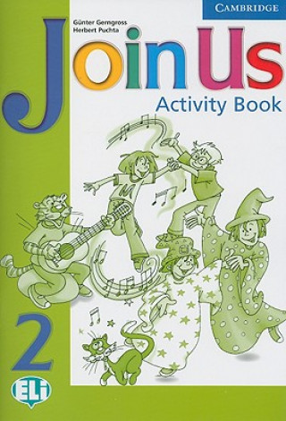 Join Us 2 Activity Book