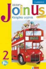 Join Us for English Level 2 Pupil's Book Polish Edition