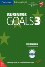 Business Goals 3 Workbook and Audio CD Bahrain Edition