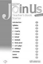 Join Us for English Starter Teacher's Book Czech Edition