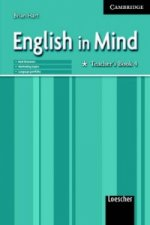 English in Mind Level 4 Teacher's Book Italian Edition