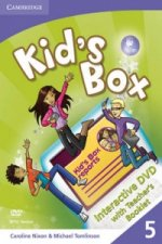 Kid's Box Level 5 Interactive DVD (NTSC) with Teacher's Booklet