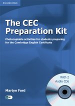 The CEC Preparation Kit with Audio CDs (2) French edition