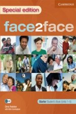 Face2face Starter Student's Book Turkish Edition