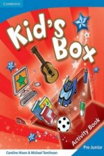 Kid's Box Pre-Junior Activity Book Greek edition