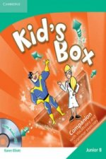 Kid's Box Junior B Companion with Audio CD Greek Edition