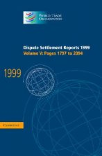 Dispute Settlement Reports 1999: Volume 5, Pages 1797-2094