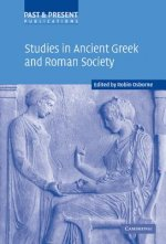 Studies in Ancient Greek and Roman Society