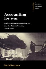 Accounting for War