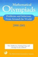 Mathematical Olympiads 2000–2001