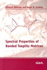 Spectral Properties of Banded Toeplitz Matrices