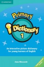 Primary i-Dictionary Level 1 CD-ROM (Single classroom)