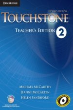 Touchstone Level 2 Teacher's Edition with Assessment Audio CD/CD-ROM