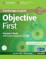 Objective First Teacher's Book with Teacher's Resources CD-R