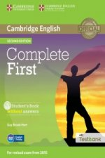 Complete First Student's Pack (Student's Book without Answer