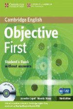Objective First Student's Pack (Student's Book w/o Ans w CD-ROM, Workbook w/o Ans w CD, Test Booklet w/o Ans w CD)
