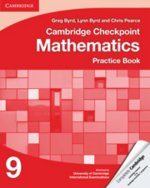 Cambridge Checkpoint Mathematics Practice Book 9