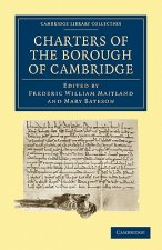 Charters of the Borough of Cambridge